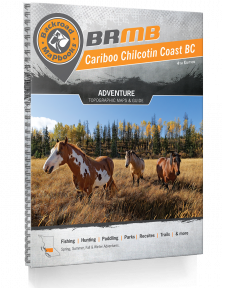 Canada Maps For The Backroads To Never Get Lost Backcountry Canada Travel