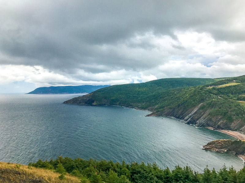 Cabot Trail, Meat Cove, Nova Scotia