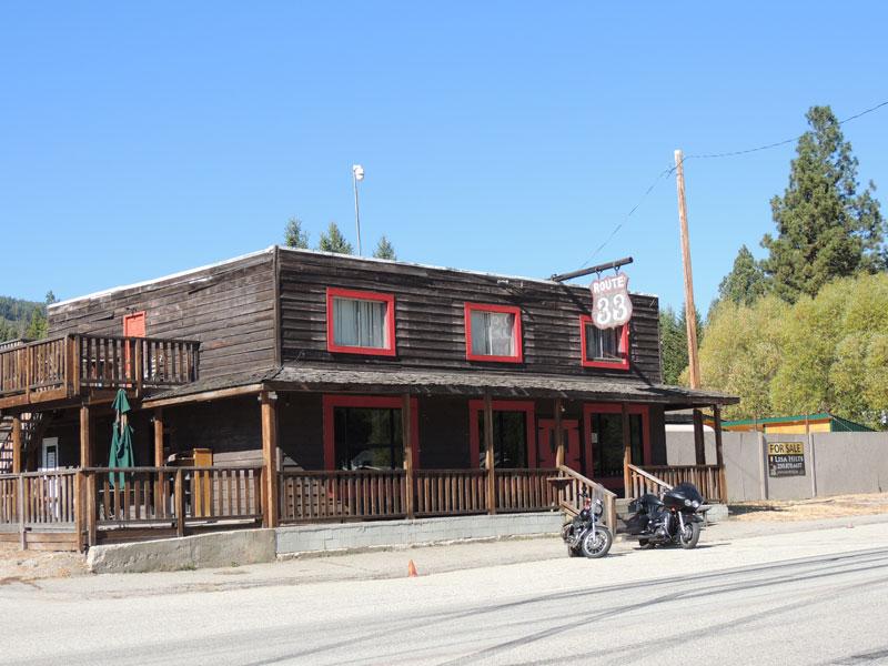 Boundary - Beaverdell pub