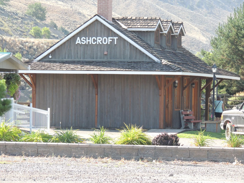 Ashcroft Gold Country