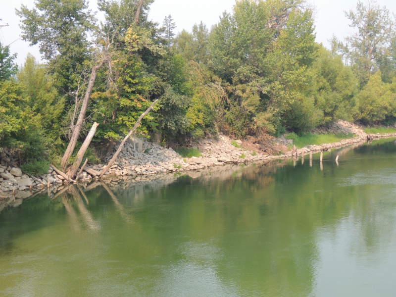 Enderby - Shuswap River