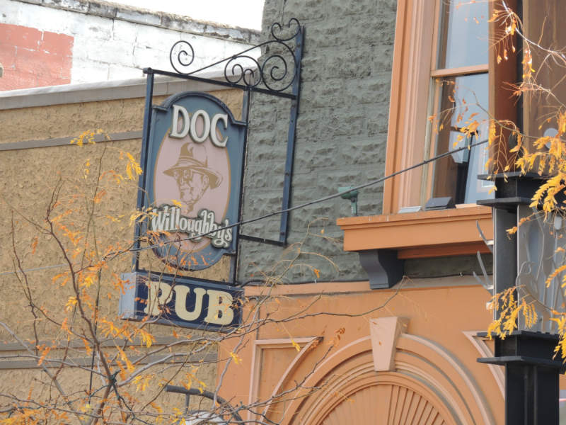 Doc Willougby's Pub Kelowna