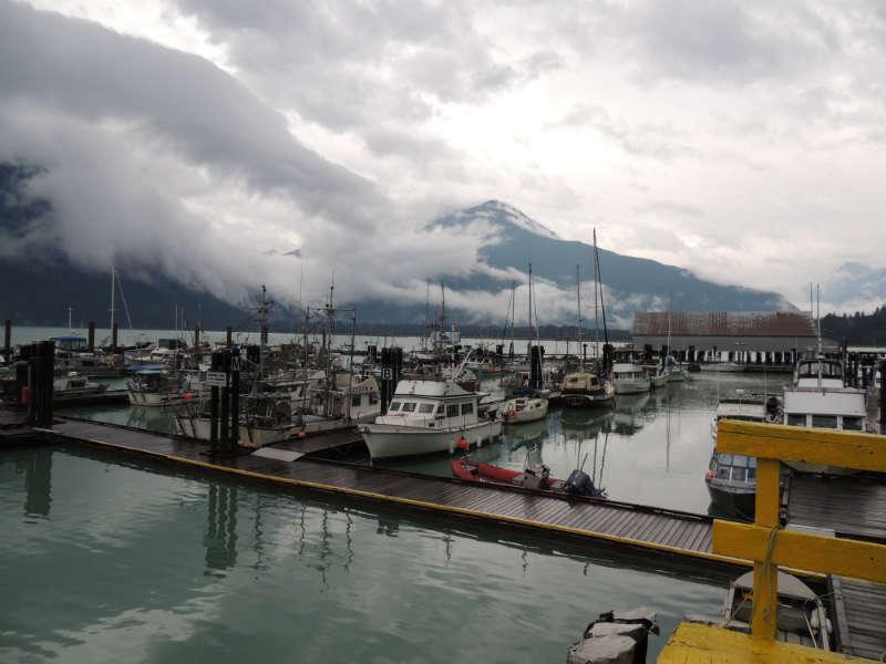 Bella Coola Harbour