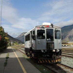 Guaranteed Rugged Rail Journey On The Kaoham Shuttle
