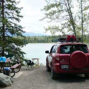 RAV4 Camper Conversion for Minimalists