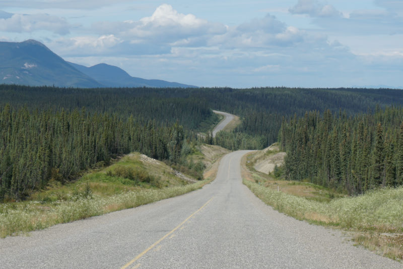 Robert Campbell Highway, Yukon