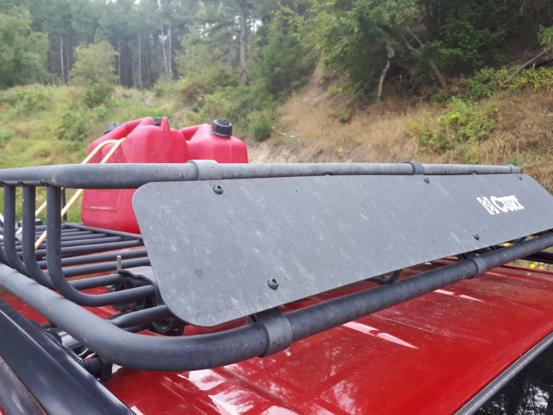 Roof rack for my RAV4