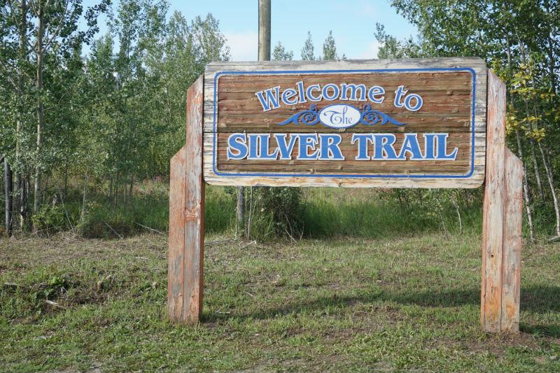 Silver Trail Yukon Canada