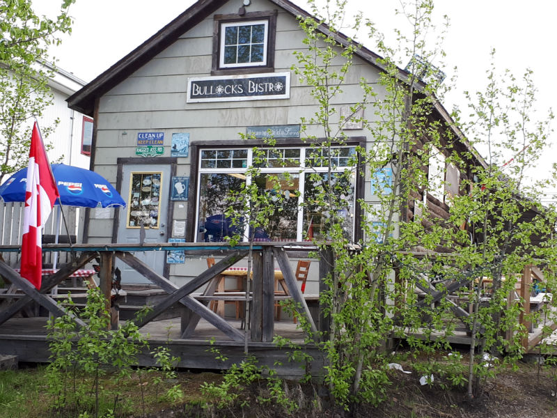 Bullcocks Bistro Yellowknife for seafood