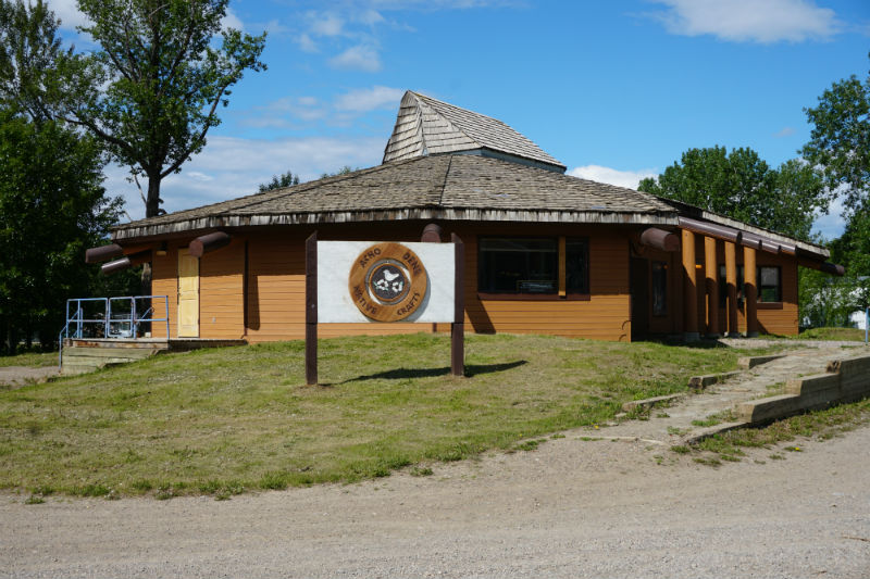 Art and Craft and Visitor Centre Fort Liard, NWT