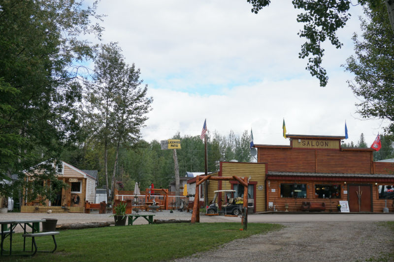 Triple G Hideaway in  Fort Nelson BC