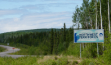 Liard Highway Route