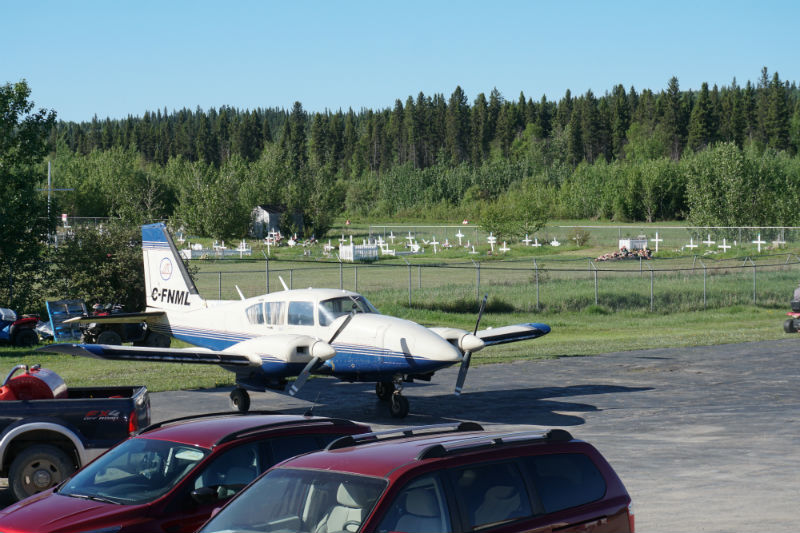 Simpson Air, Fort Simson Northwest Territories