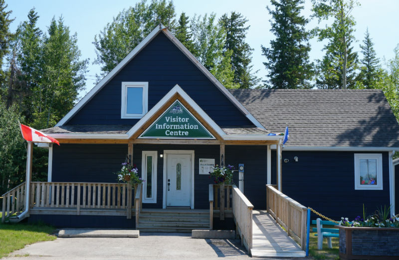 Hay River Visitor Information Centre