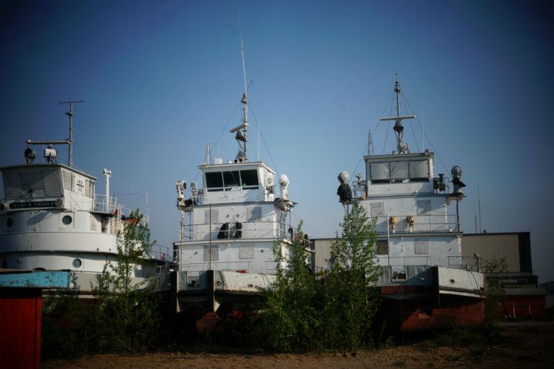Old Shipyard NWT