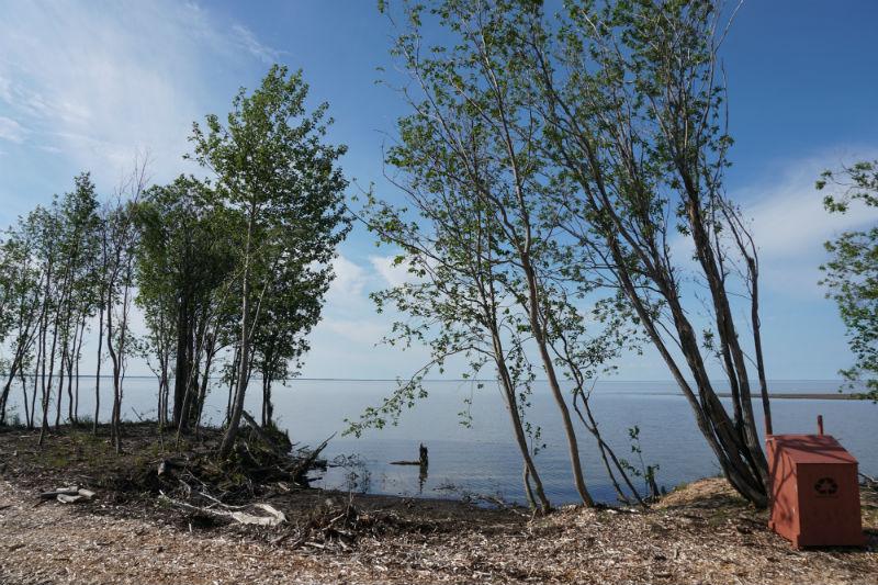 Shore of Great Lake NWT