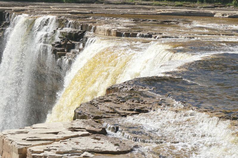 Alexandra Falls, Waterfalls Route NWT Canada