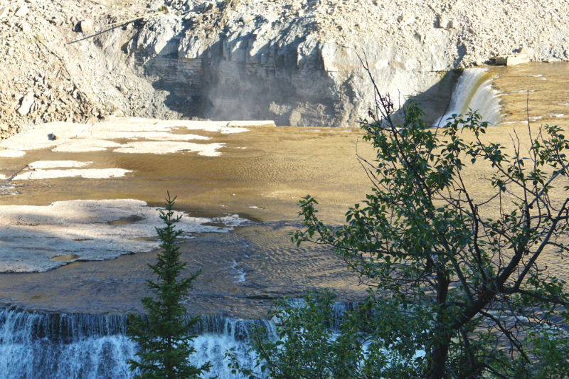 Louise Falls, Twin Falls Gorge Territorial Park NWT