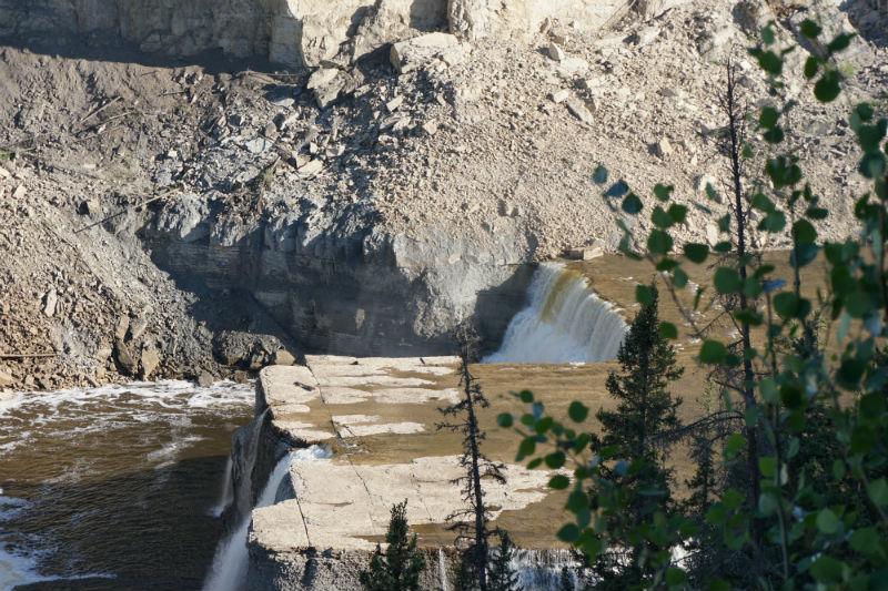 Louise Falls, Twin Gorge Falls Provincial Park