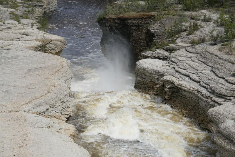 Sambaa Deh Falls Provincial Park NWT