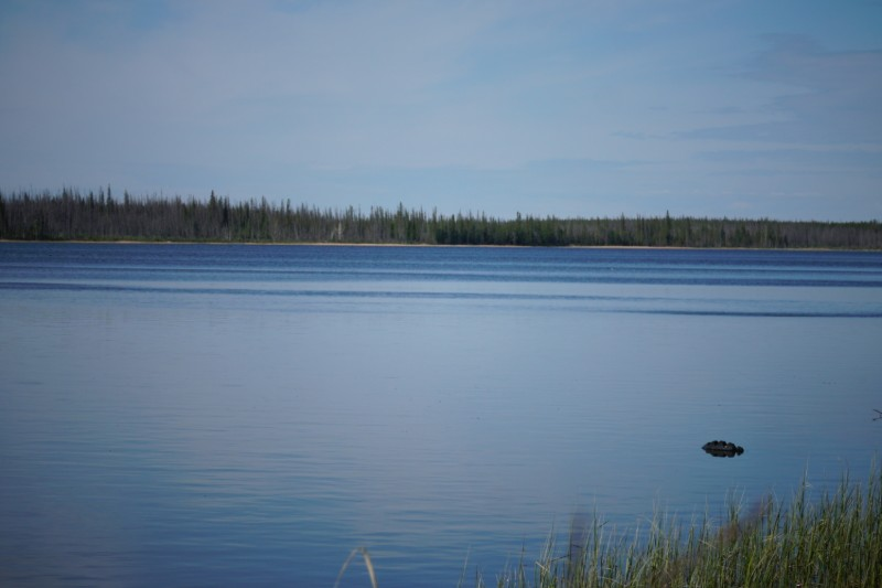 MacKenzie River Frontier Trail Route NWT