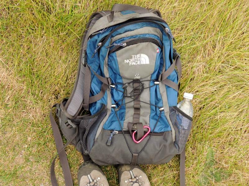 Backpack, essential item