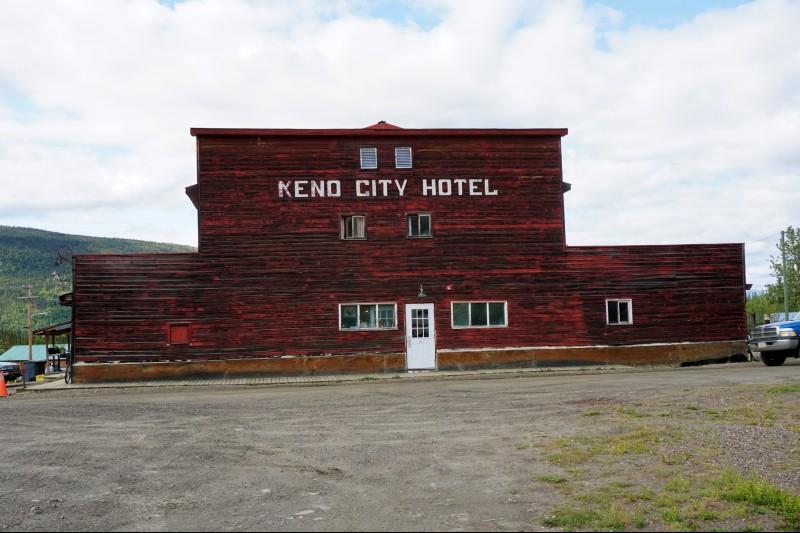 Keno City Hotel, Yukon