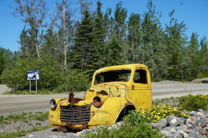South Canol Road, Yukon Highway 6 to Ross River