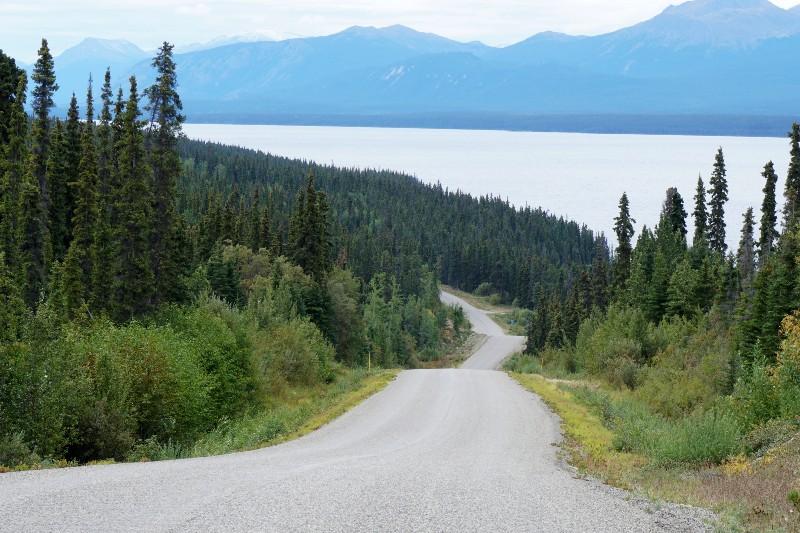 Atlin Highway 7 British Columbia