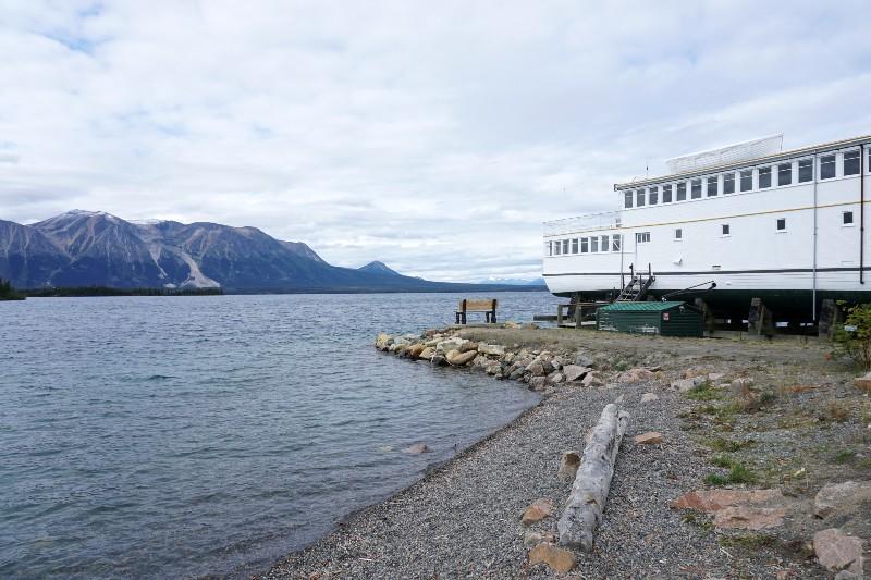 MV Tarahne Atlin BC